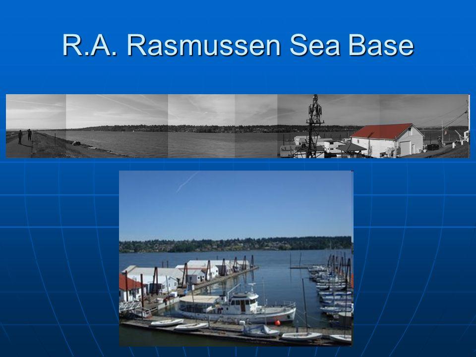 R.A. Rasmussen Sea Base