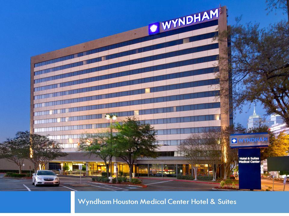 Wyndham Hotel & Suites Wyndham Houston Medical Center Hotel & Suites
