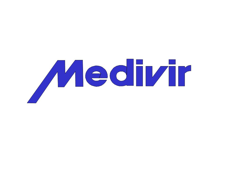 This is MEDIVIR OUR research is based on the know how of proteases and polymerases.