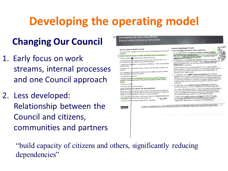 3. Critical to getting support right: Engagement -Theme, People and Place