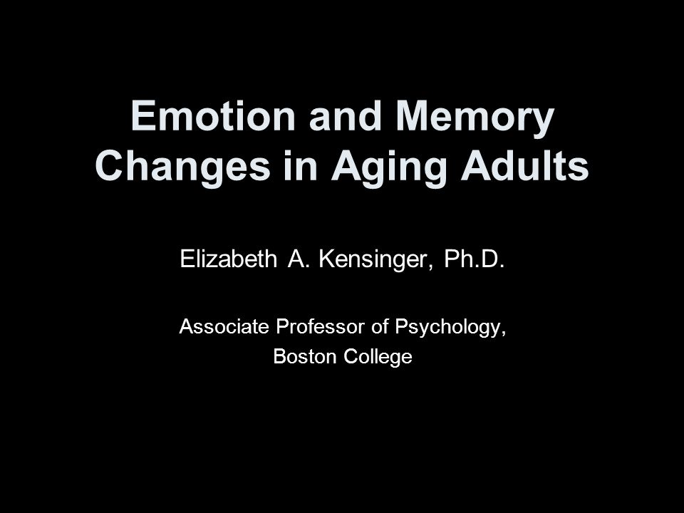 Phases of Memory Information in the world Working (Short-Term) Memory (~45 sec maximum) Perceptual Memory (very short term; 1-2 sec maximum) Long-term Memory (minutes to years) ATTENTION Organizing, processing meaning & self-relevance