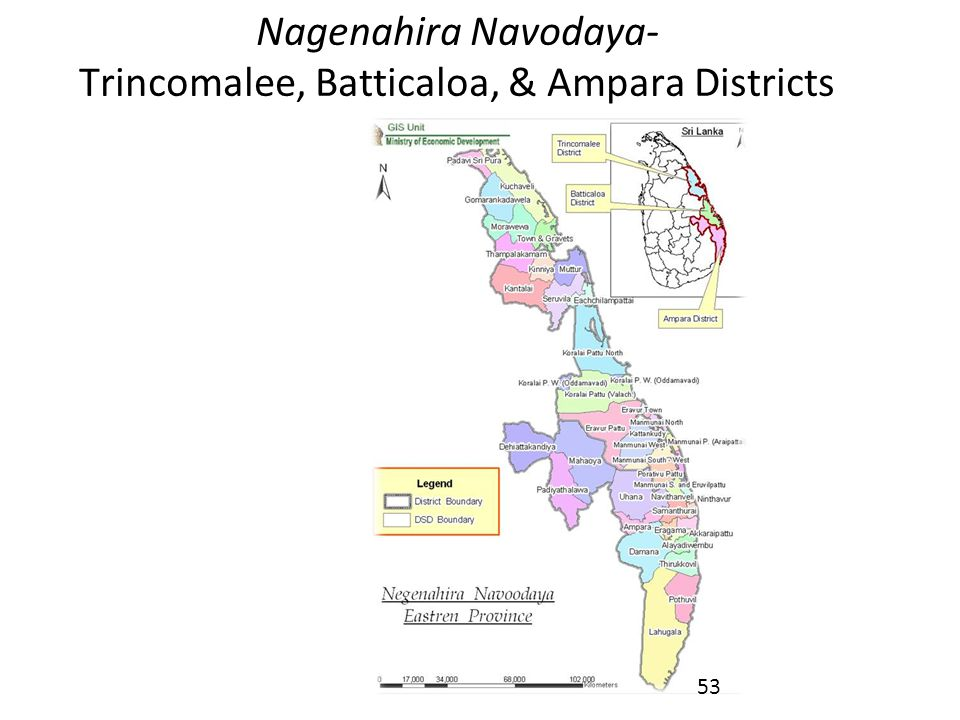 Nagenahira Navodaya- Trincomalee, Batticaloa, & Ampara Districts 53