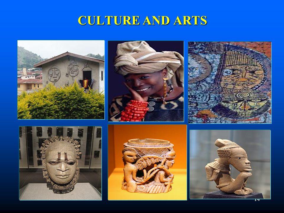 CULTURE AND ARTS 14