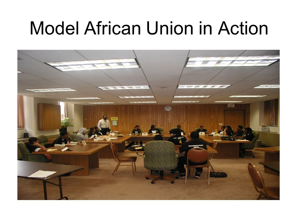 Model African Union in Action