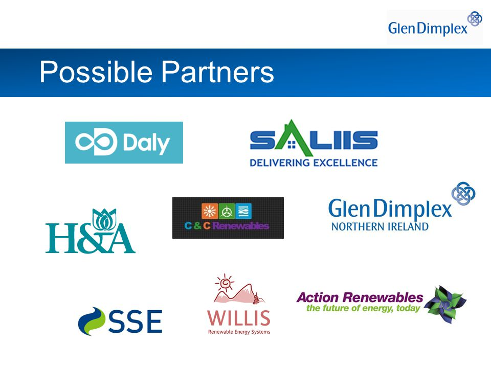Possible Partners