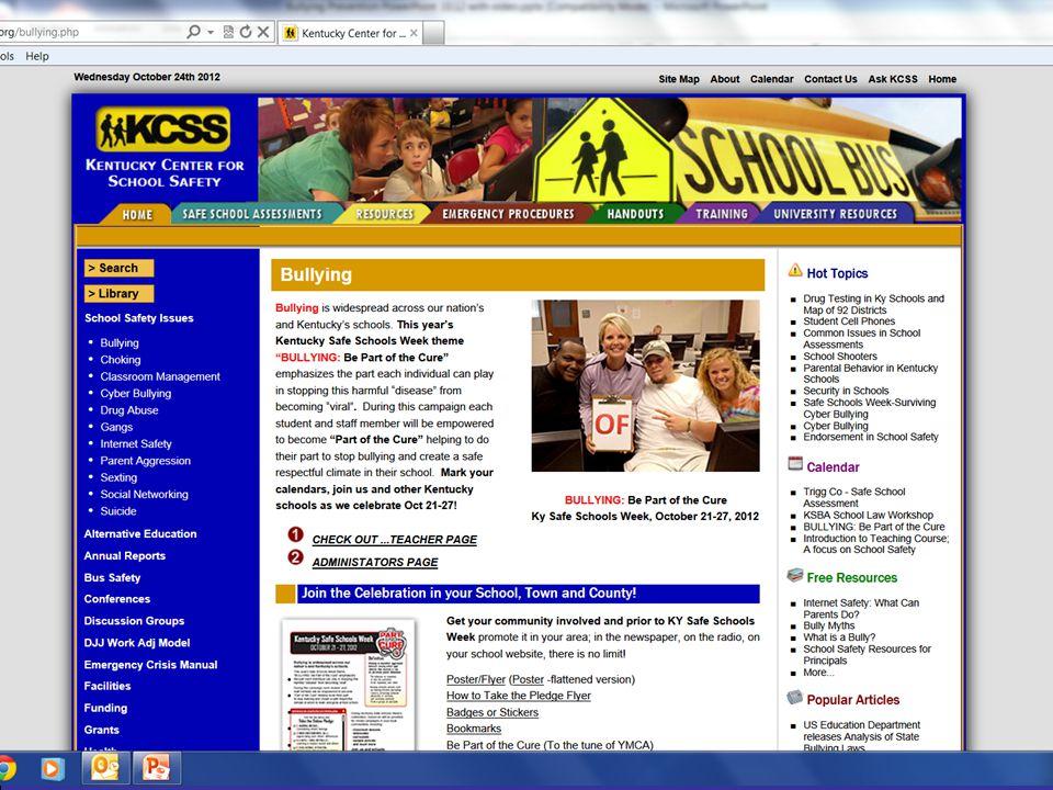 Kentucky Center for School Safety