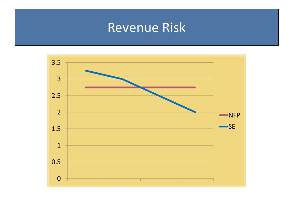 Revenue Risk