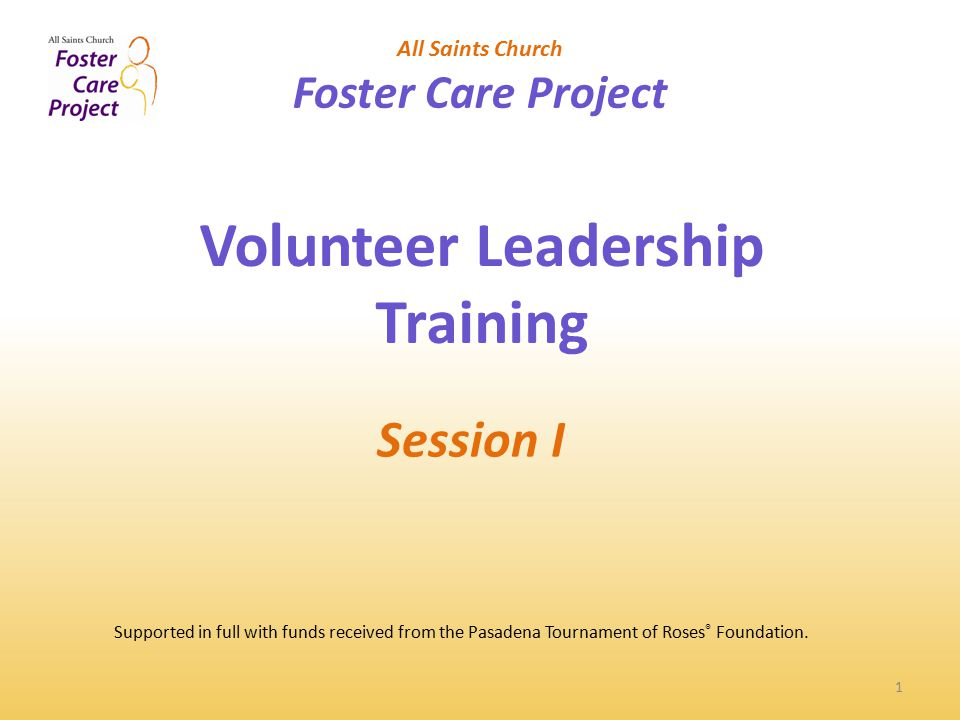 The Foster Care System 2 How does the foster care system work.