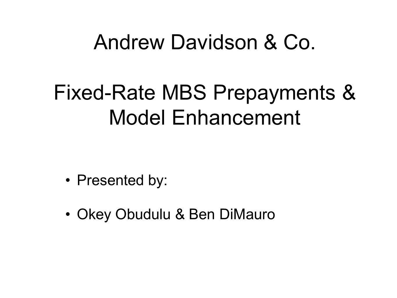 Andrew Davidson & Co.