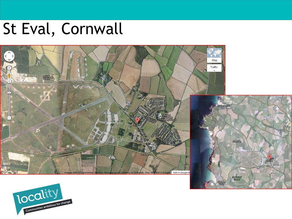 St Eval, Cornwall