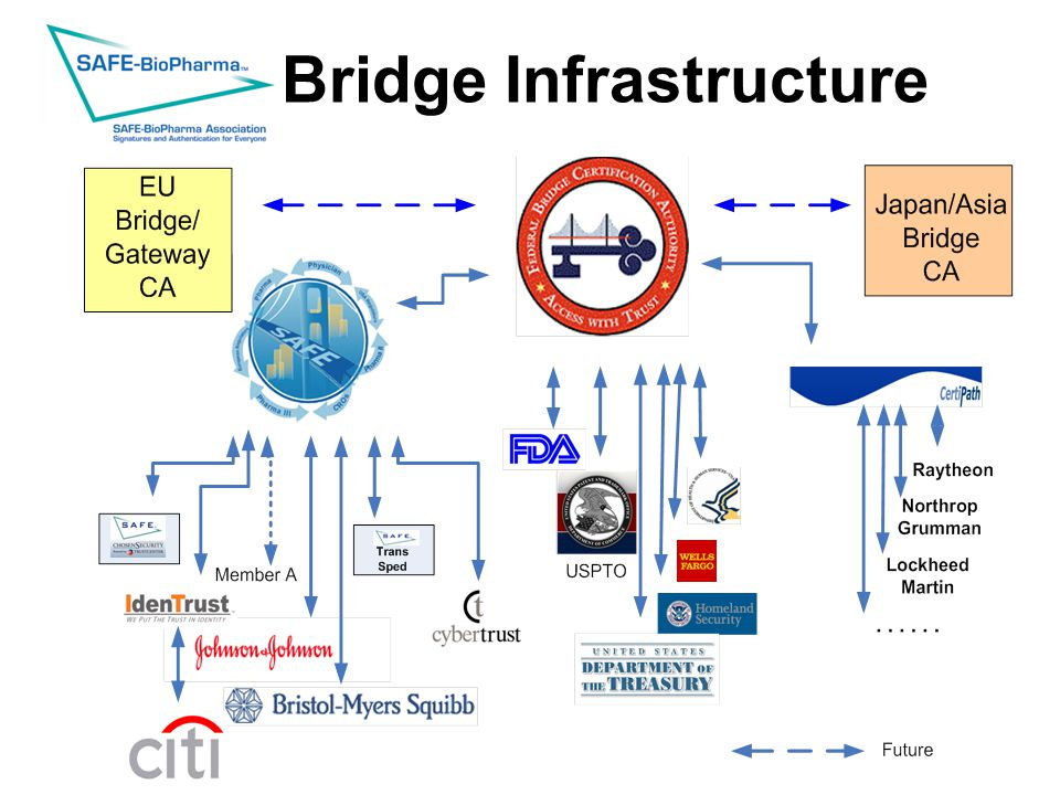 Bridge Infrastructure 3 SAFE-BioPharma Association