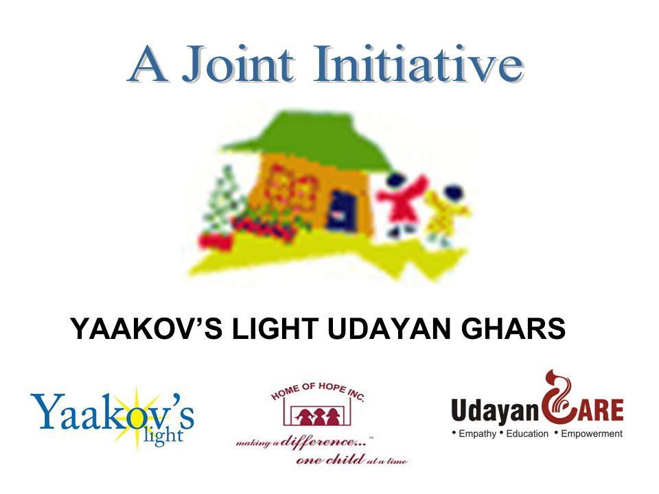 YAAKOV'S LIGHT UDAYAN GHARS