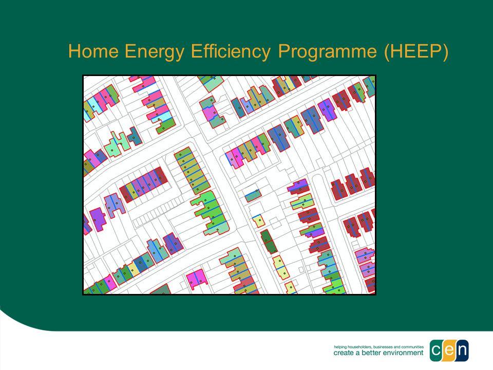 Home Energy Efficiency Programme (HEEP)