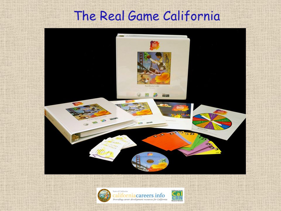 The Real Game California