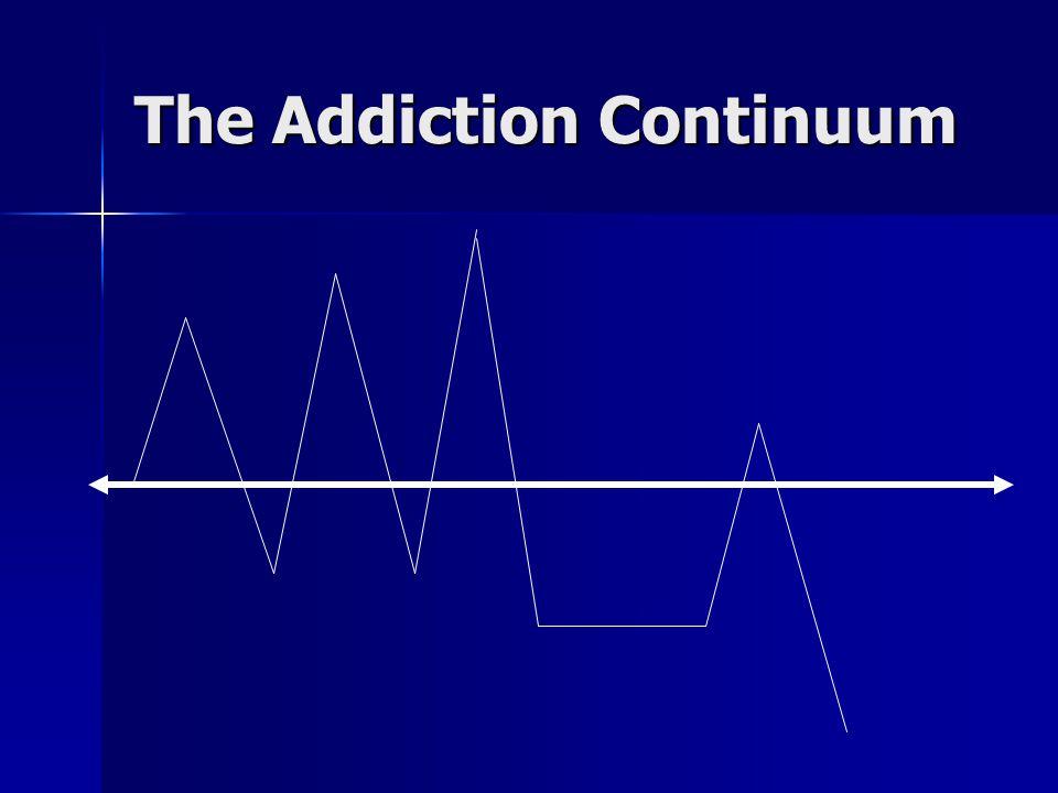 The Addiction Continuum