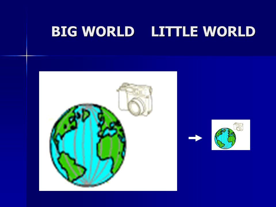 BIG WORLD LITTLE WORLD