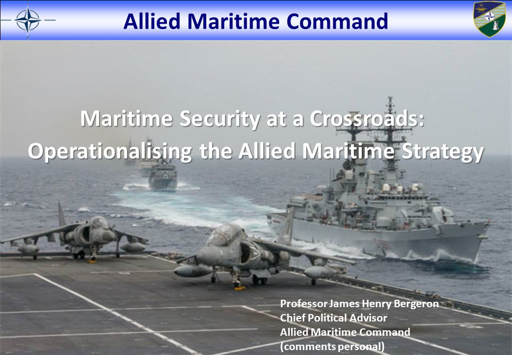Agenda MarCom – Who we are Operations OCEAN SHIELD ACTIVE ENDEAVOUR UKRAINE RESPONSE Revitalisation of NATO's maritime forces Questions and Discussion