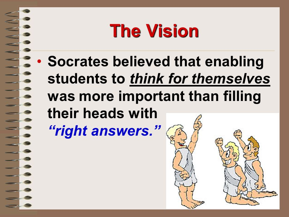 What are Socratic Seminars? Highly motivating form of intellectual and scholarly discussion.