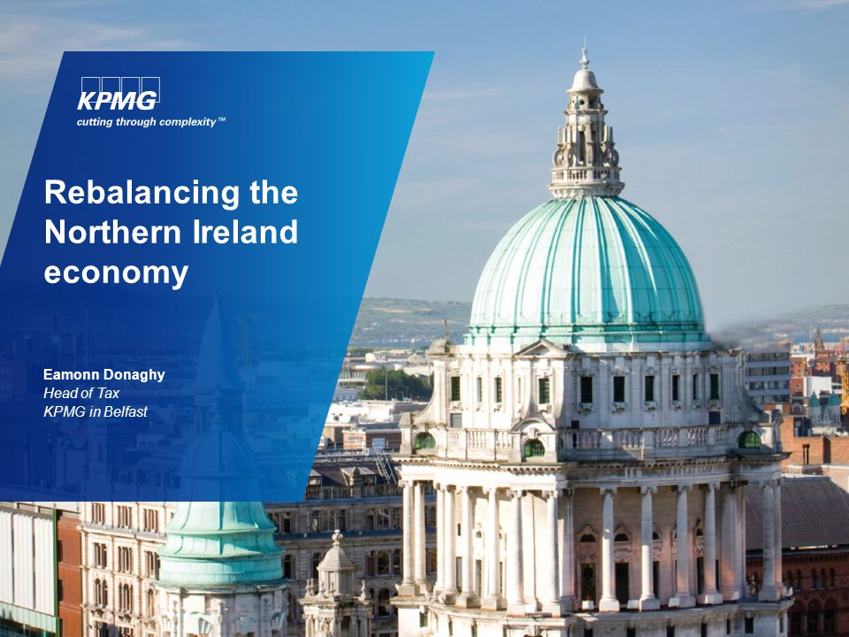 © 2011 KPMG, an Irish partnership and a member firm of the KPMG network of independent member firms affiliated with KPMG International Cooperative ( KPMG International ), a Swiss entity.