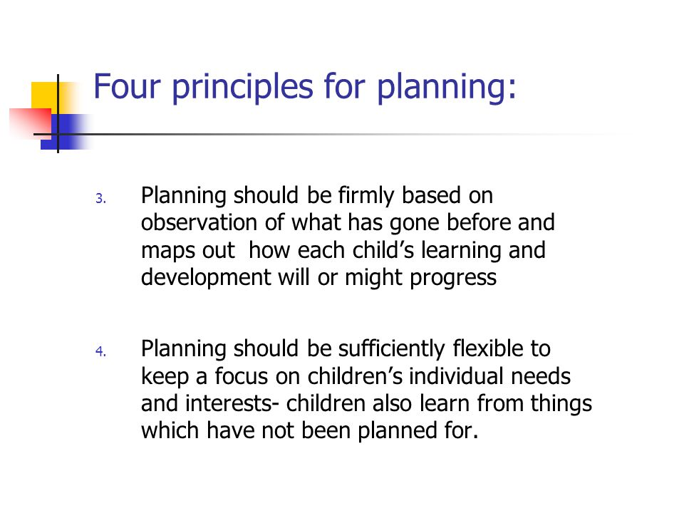 Planning pro formas and guidance Suggestions only- but they cover all requirements for good practice Different pro formas for 0-36 and 36+ to reflect different needs of children Each plan has accompanying guidance Plans will be sent by email to all schools and settings after they have attended training.