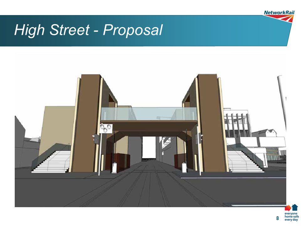 8 High Street - Proposal