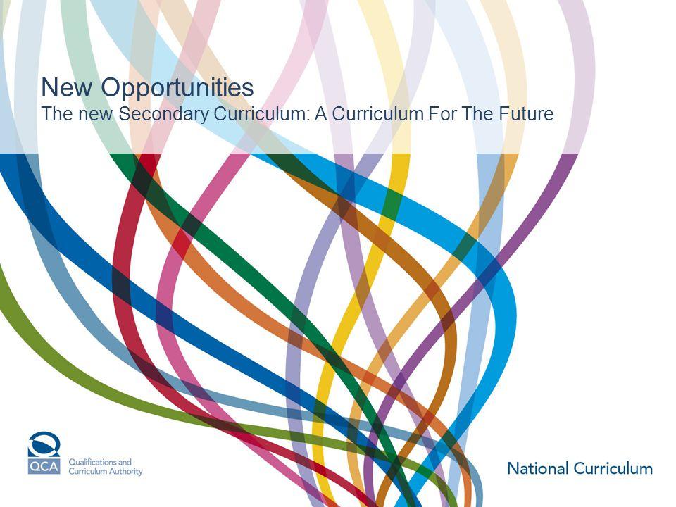 22 Subject programmes of study Rethinking subjects