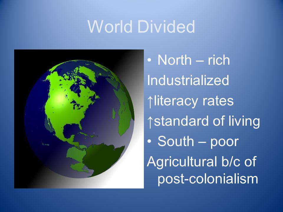 Unit 8 Section 1 Economic Trends