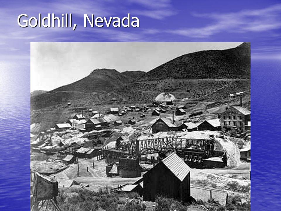 Goldhill, Nevada
