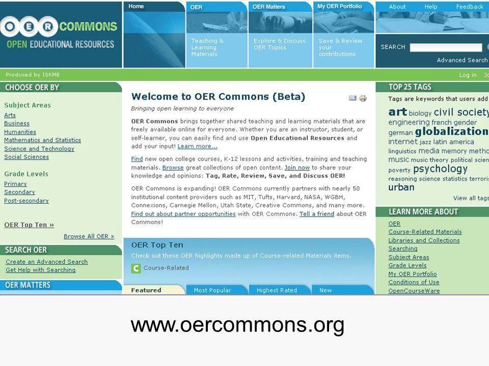 www.oercommons.org