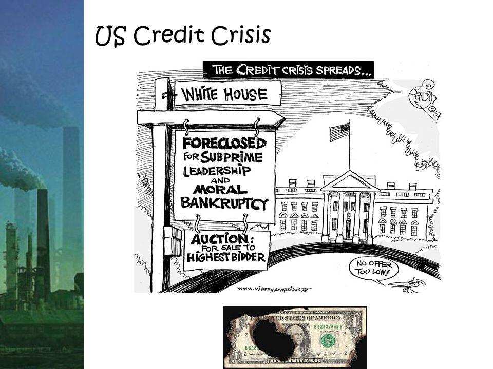 US Credit Crisis