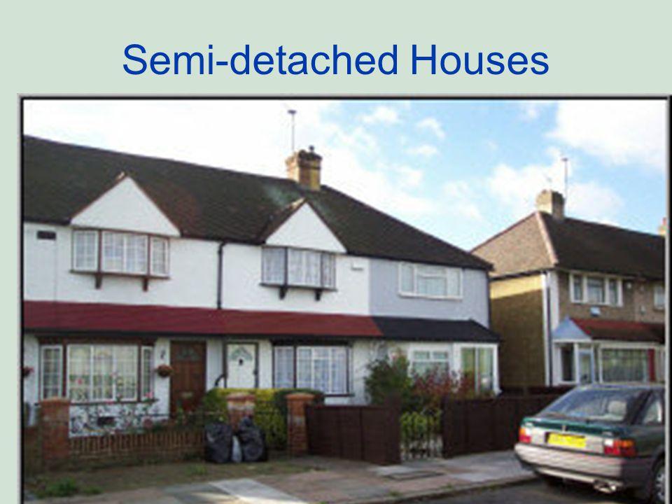Semi-detached Houses