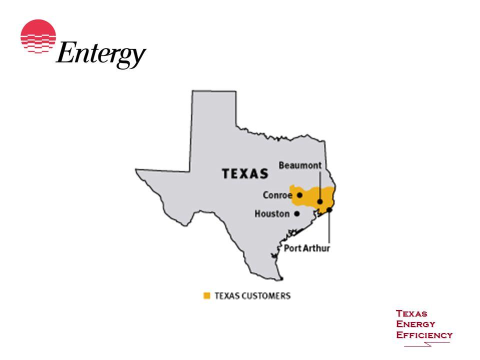 Texas Energy Efficiency