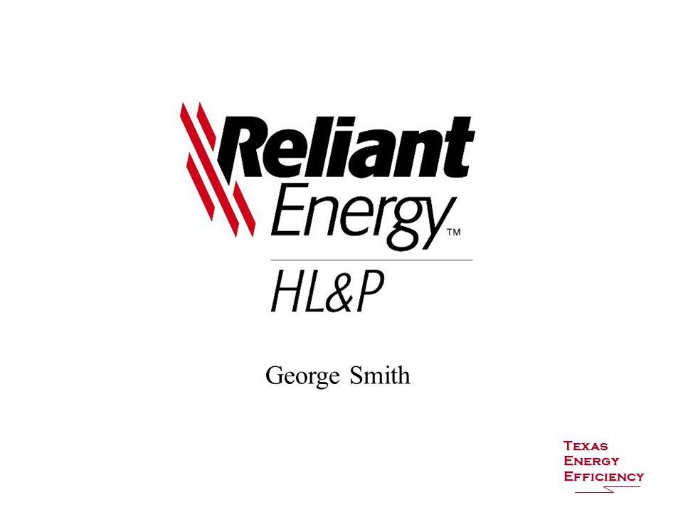 Texas Energy Efficiency George Smith