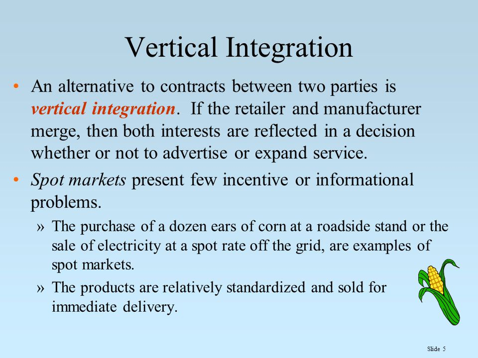 Slide 6 Governance Mechanisms and the Problem of Moral Hazard Establishing a price for a product or service in a market involves a cost.