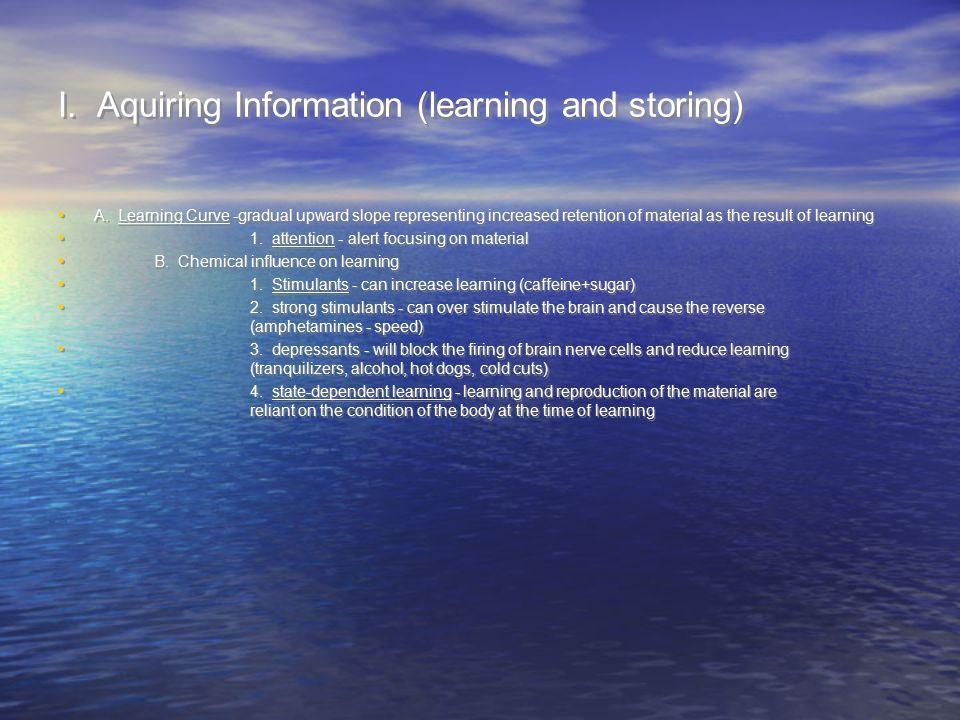 C.Memory System 1.