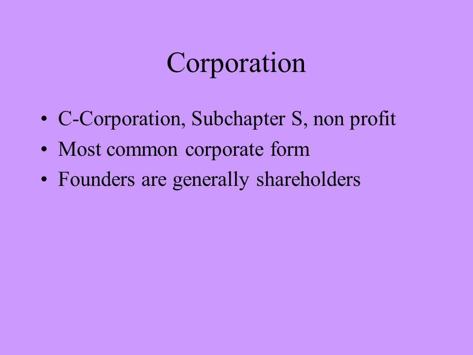 Sole Proprietorship Advantages Easy and inexpensive to create Owner has complete authority over business Least regulated form of business Business pays no taxes Disadvantages Owner has unlimited liability Raising capital is more difficult Reliant on skills and abilities of owner Death of owner dissolves the business