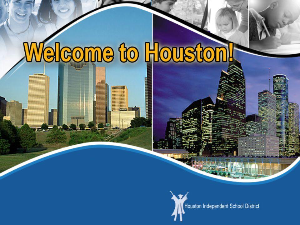 Welcome to Houston ISD!