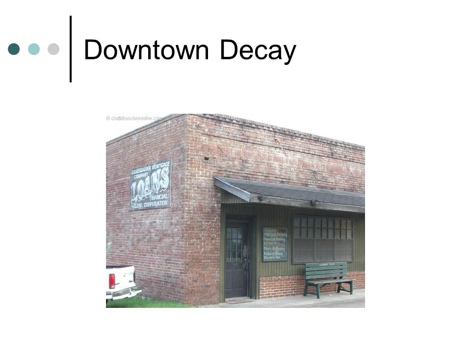 Downtown Decay