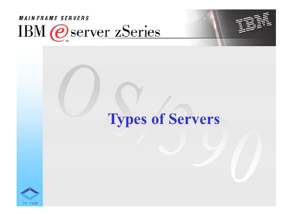 Client/Server systems are mostly used for commercial applications such as: · Online transaction processing · Decision support systems and Data mining · Batch processing · Finance and administrative applications · World Wide Web servers · Video and document servers