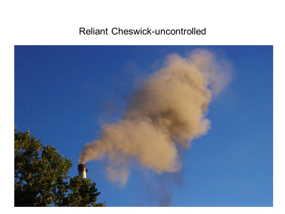Reliant Cheswick-uncontrolled