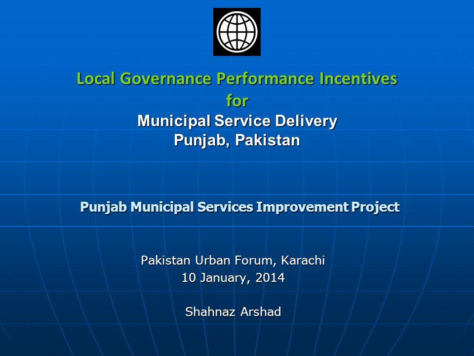 PMSIP TMAs in Punjab