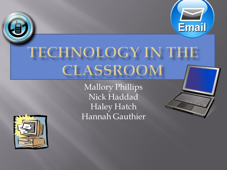 Mallory Phillips Nick Haddad Haley Hatch Hannah Gauthier