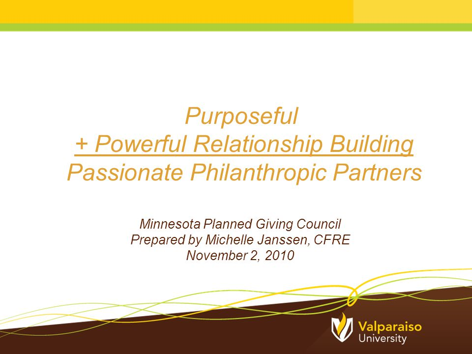 Purpose-Process-Payoff Purpose: Why are we meeting.
