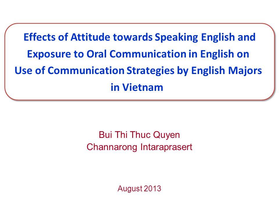 Bui Thi Thuc Quyen Channarong Intaraprasert August 2013