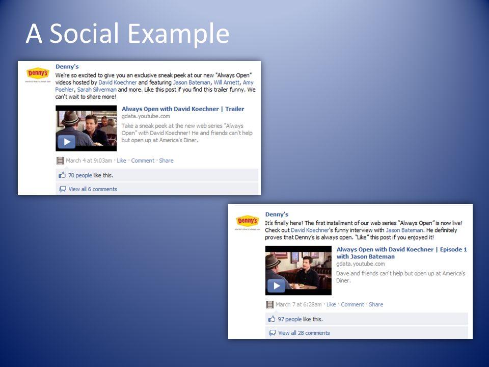 A Social Example