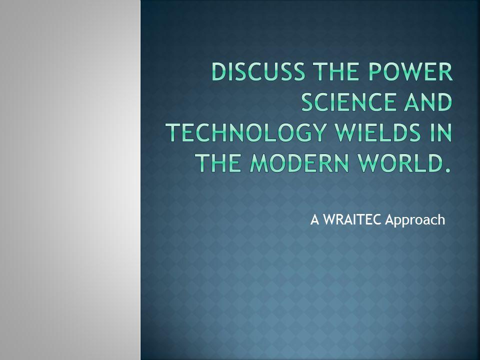 A WRAITEC Approach