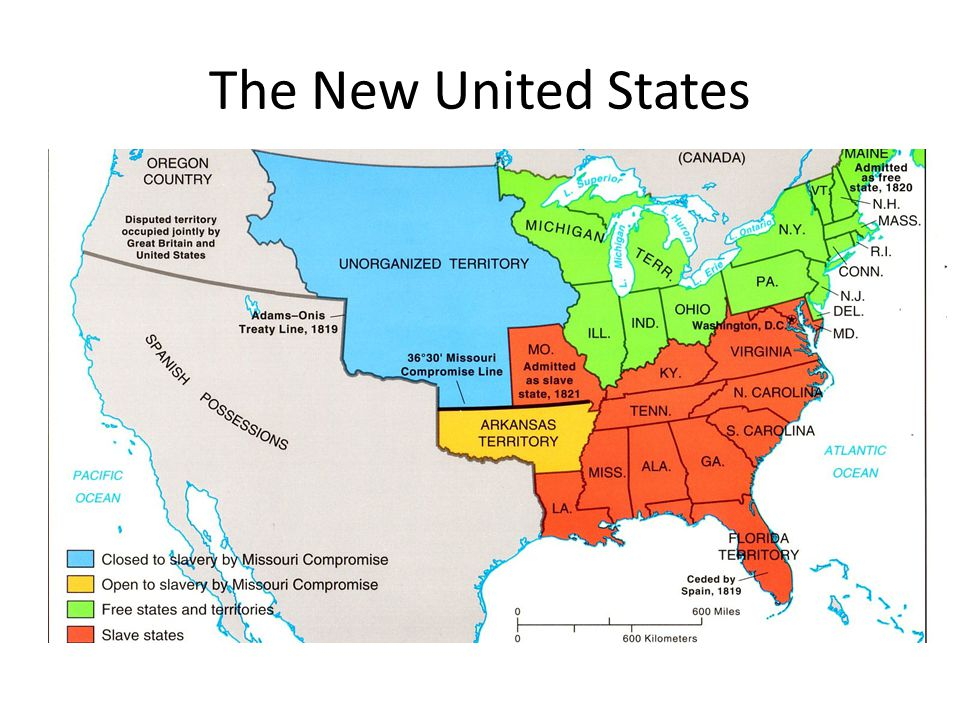The New United States