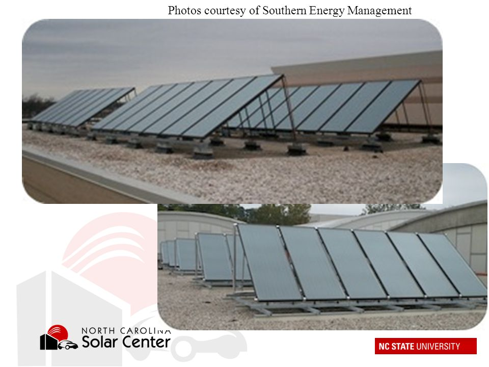 Photos courtesy of Southern Energy Management