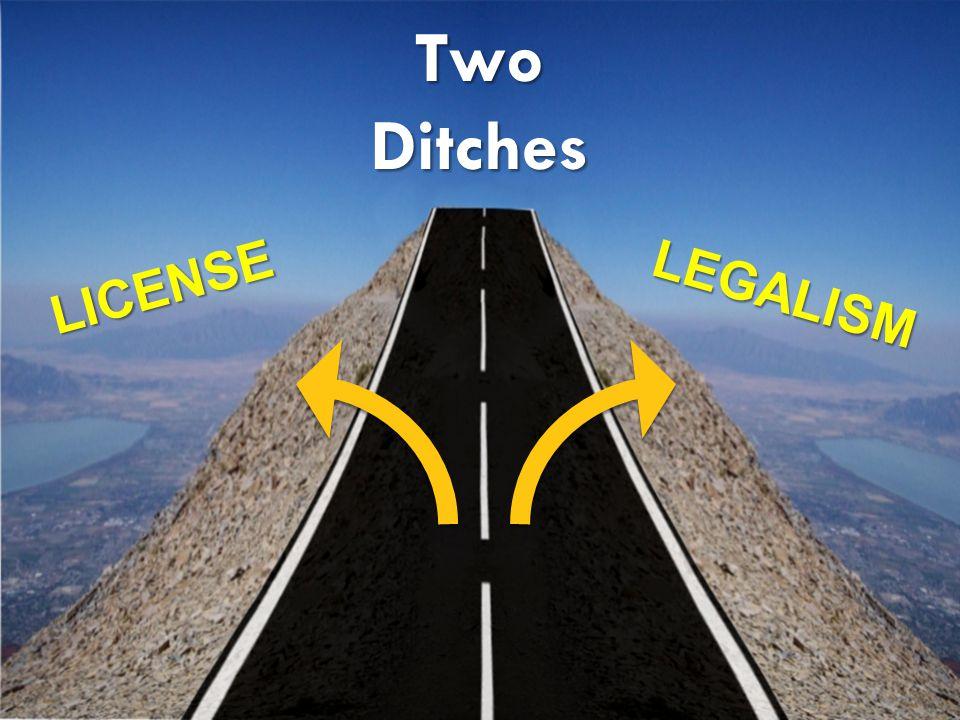 LICENSE LEGALISM