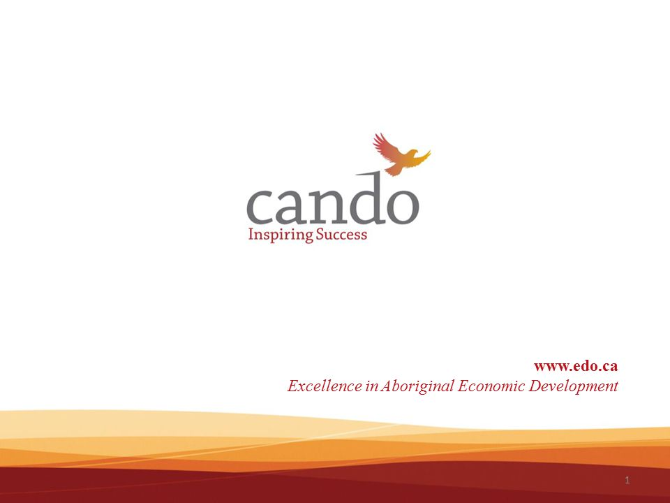 Mission & Vision In 1990, EDOs from across Canada founded and mandated Cando to become a national body to focus on the training, education and networking opportunities necessary to serve their communities and/or organizations as professionals.